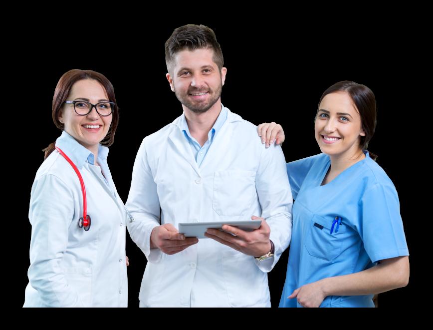 medical professionals